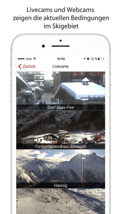 iSKI Swiss - Ski & Schnee Скриншоты5
