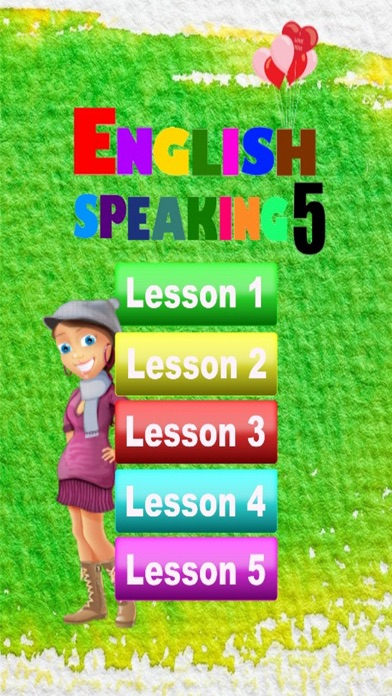 English Conversation Speaking 5