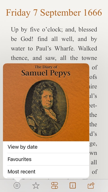 Pepys Diary screenshot-0