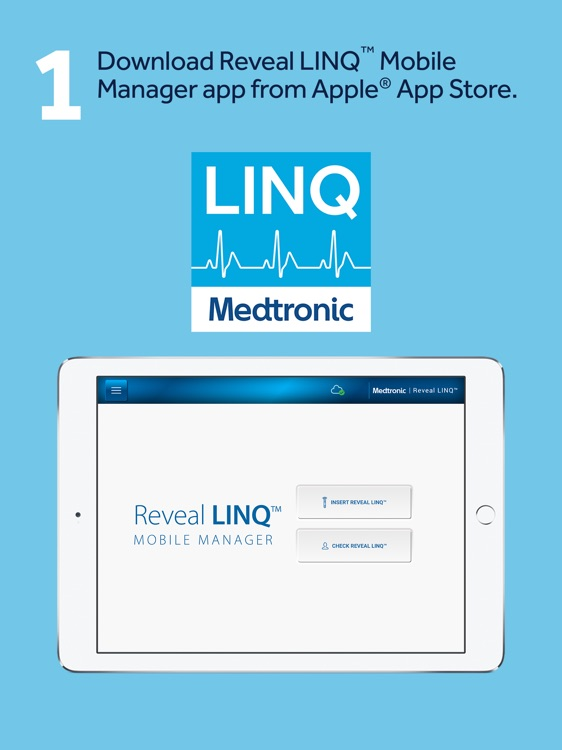Reveal LINQ™ Mobile Manager CA
