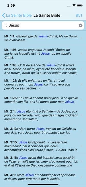 Citation de la bible on the app store - Laisserons nous a notre table paroles ...