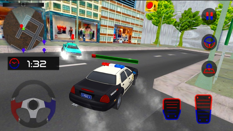 City Police Car Driving screenshot-4