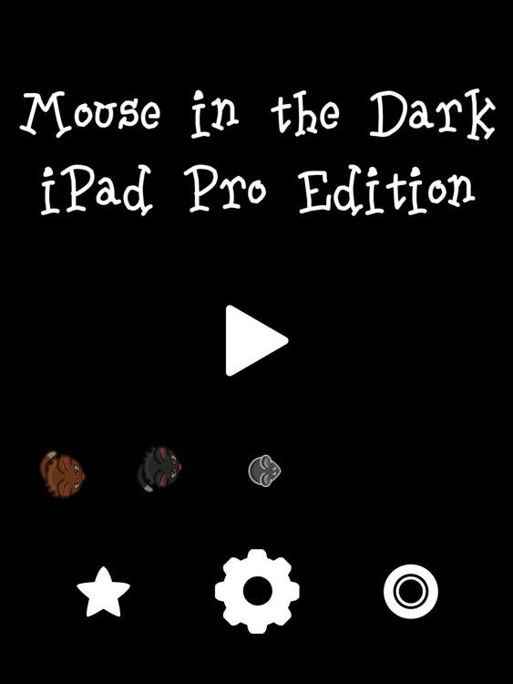 Mouse in the Dark iPad Pro Edition screenshot-0