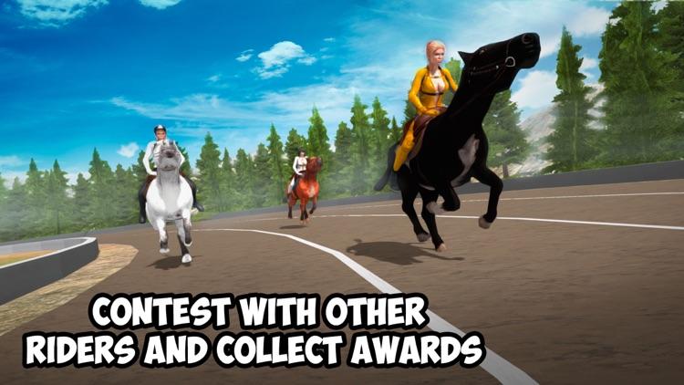 Horse Racing Championship: Riding Simulator Full