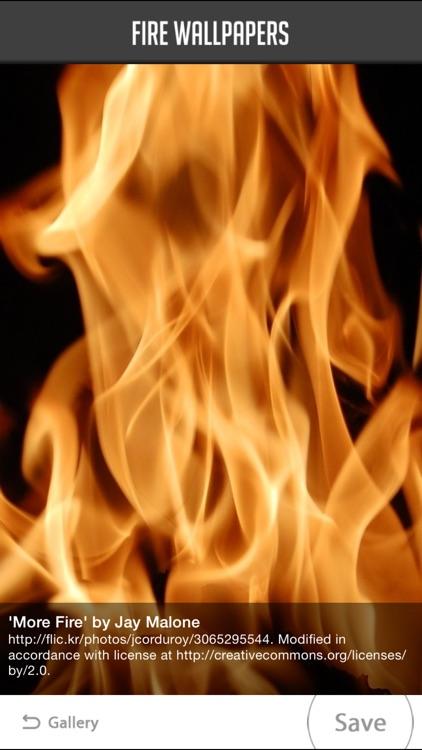 Fire Wallpaper screenshot-3