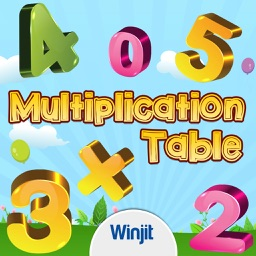 Multiplication Table for Kids - Play Game & Learn