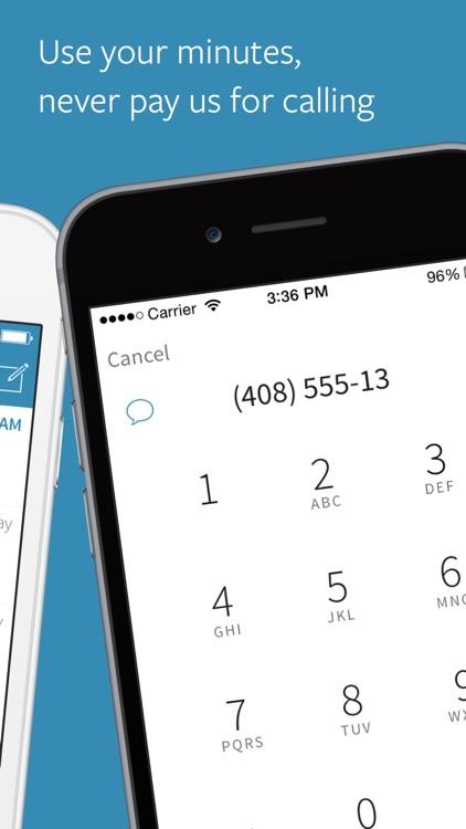 Sideline - 2nd Phone Number app image
