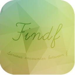 レズビアン・セクマイ限定まじめな出会いアプリ - Find f(ファインドエフ)