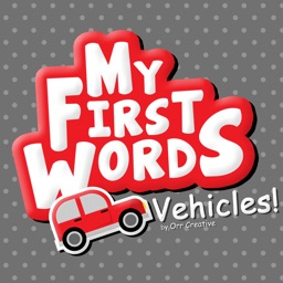 My First Words: Vehicles - Help Kids Learn to Talk
