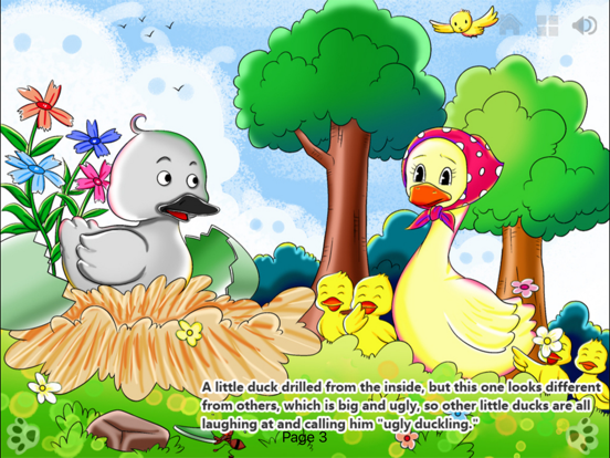 Screenshot #4 pour Ugly Duckling - iBigToy
