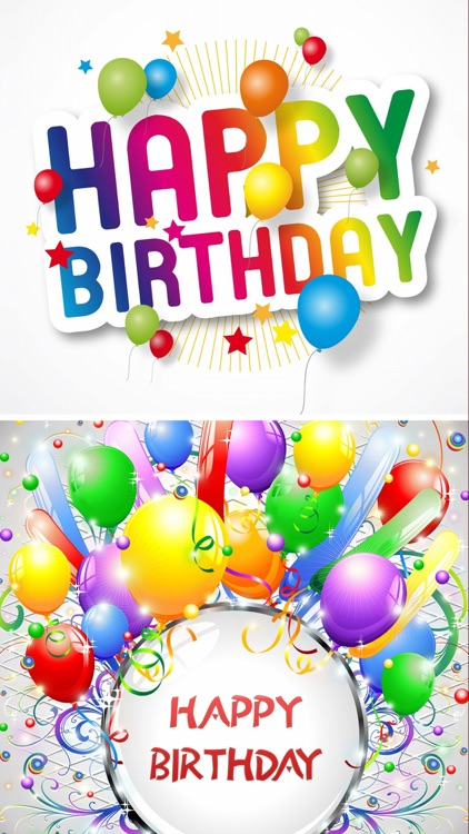 Birthday Cards Ideas - Cool B'day Card for Friends