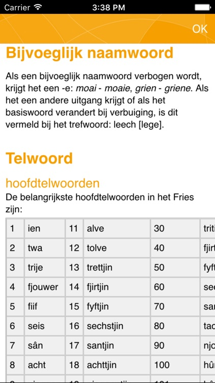 Woordenboek Fries Prisma screenshot-4