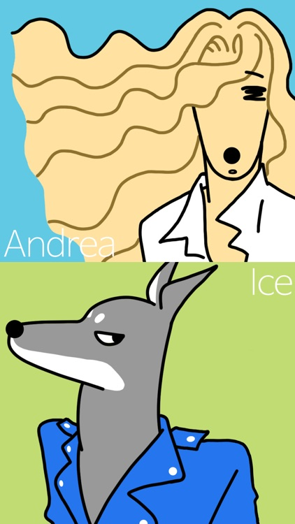 Singer-songwriter Andrea screenshot-0