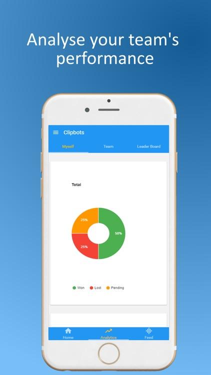 Clipbots: Lead Management App screenshot-3