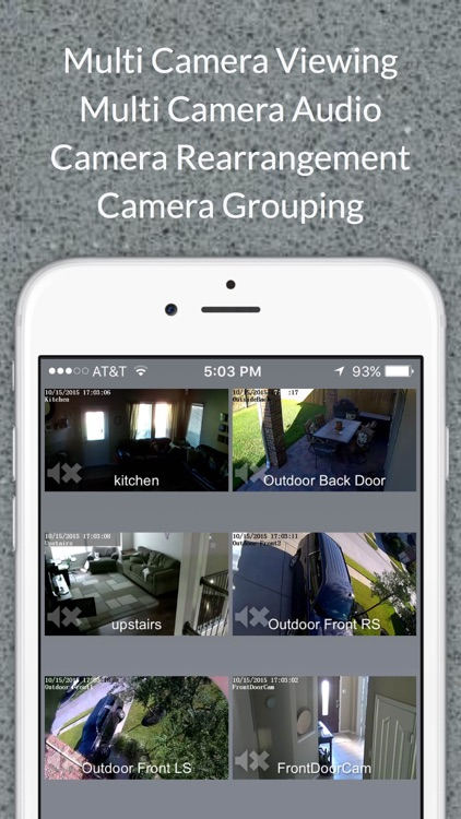 Foscam Pro: Multi IP Camera Viewer