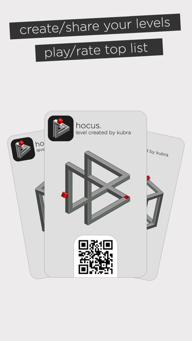 Screenshot for hocus. in Spain App Store