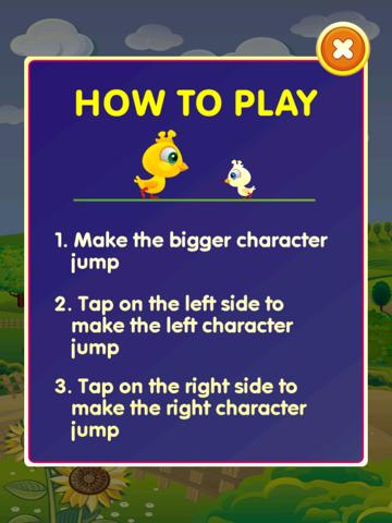 Chicken Champs - Jump or Smash Birds-ipad-1