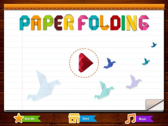 Paperamar Folding Origami screenshot