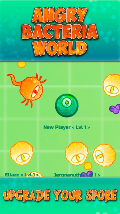 Angry Bacteria World Pro-0