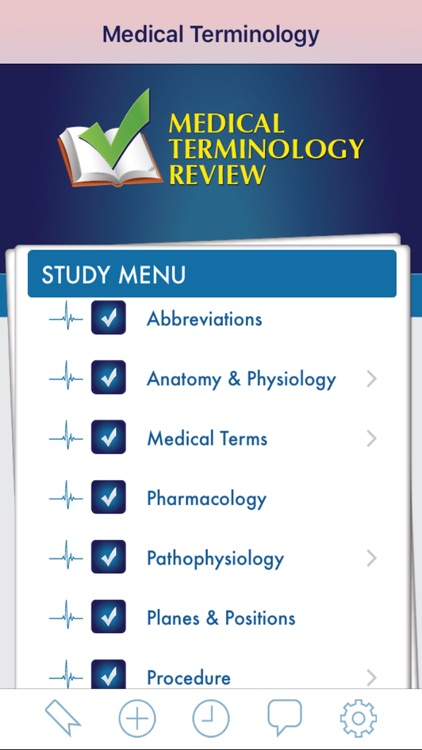 Med Term Review