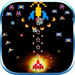Space Shooter Chicken: War Ship