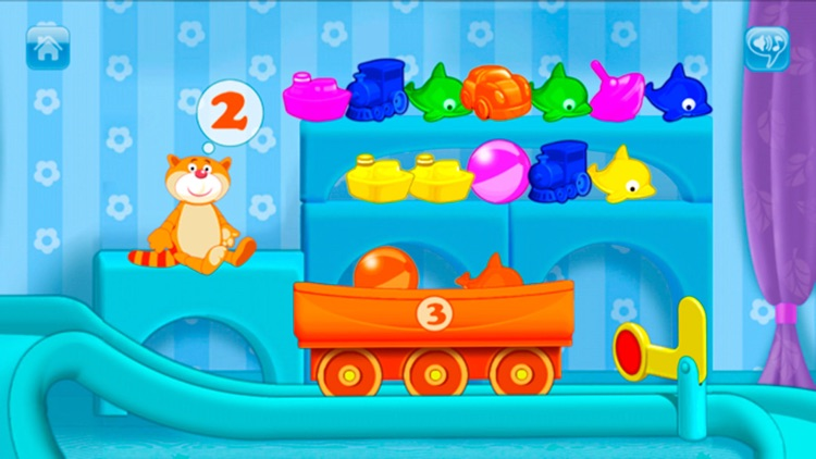 Playroom: 10 educational games for kids & toddlers screenshot-4