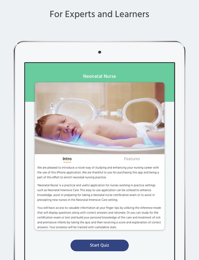 Neonatal Nurse On The App Store