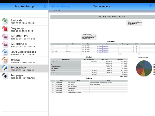 IZArc - Extract files from ZIP, RAR and 7-ZIP archives  on