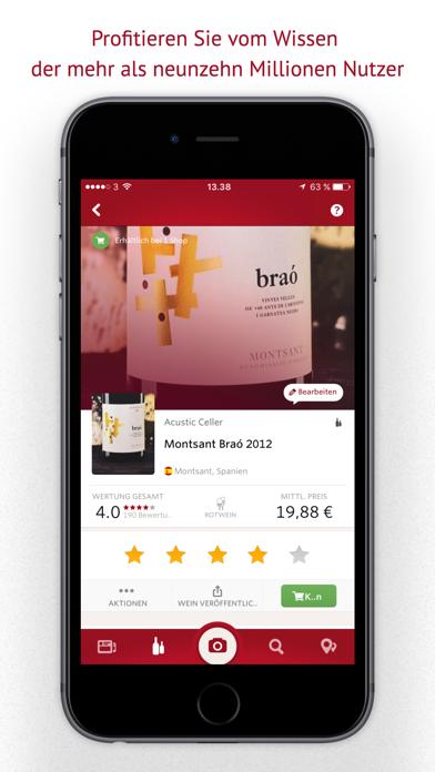 Screenshot for Vivino in Austria App Store