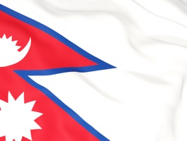 More than 111 different styles of Nepalese Flag Stickers for all purposes