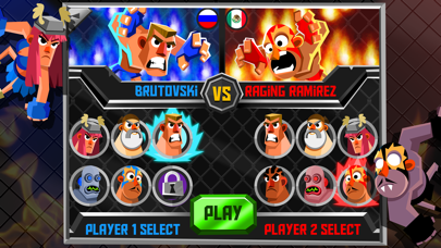 UFB 2 (Ultra Fighting Bros) - The Fight Championship Game screenshot three