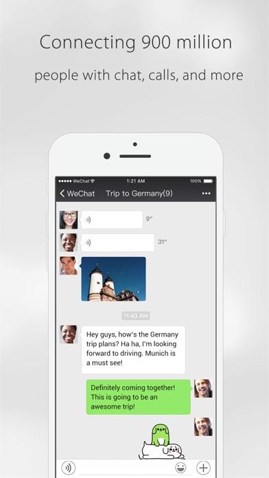 Download WeChat iOS Apps - 4264994 - apps messaging top wechat | mobile9