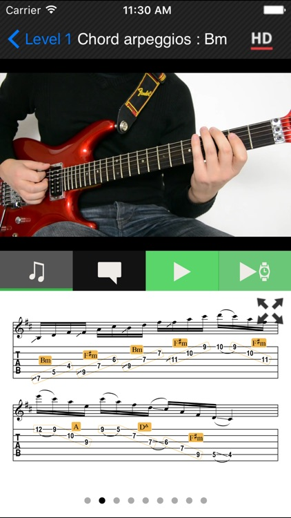 Shred Guitar & Solos HD Lite screenshot-3