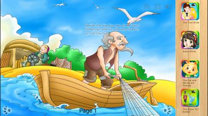 Fisherman and the Goldfish screenshot two