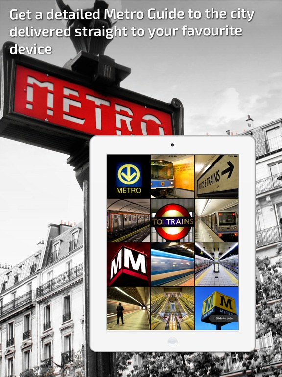 Vienna U-Bahn Guide and Route Planner-ipad-0