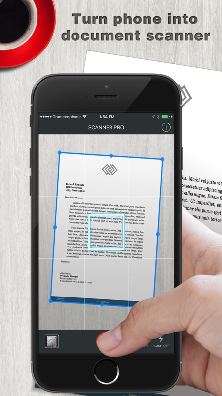 Scanner OCR - Best Document Scan To PDF File s App - Online