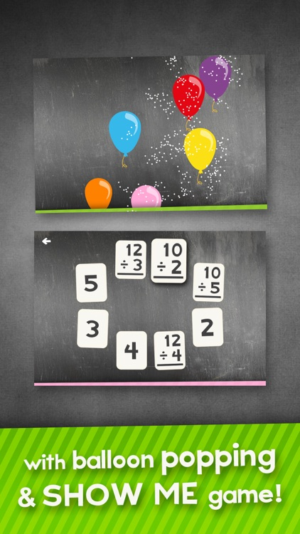 Multiplication and Division Math Flashcard Match Games for Kids in 2nd and 3rd Grade screenshot-3