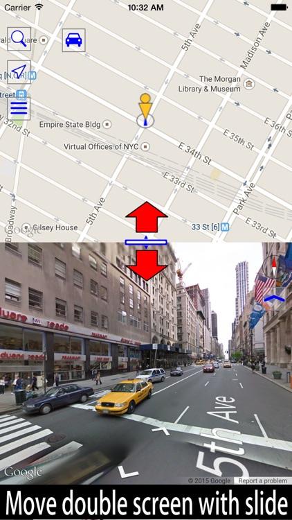 StreetViewer plus ( Street Shop View )