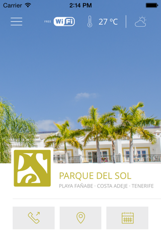 Parque del Sol - náhled