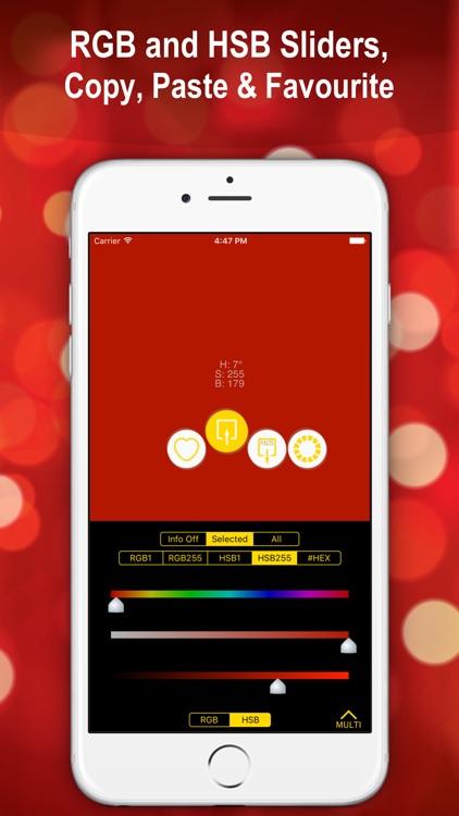 Color Mixer, Palette Maker screenshot-4