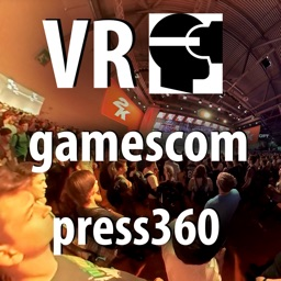 press360 VR trip at gamescom - Virtual Reality 360