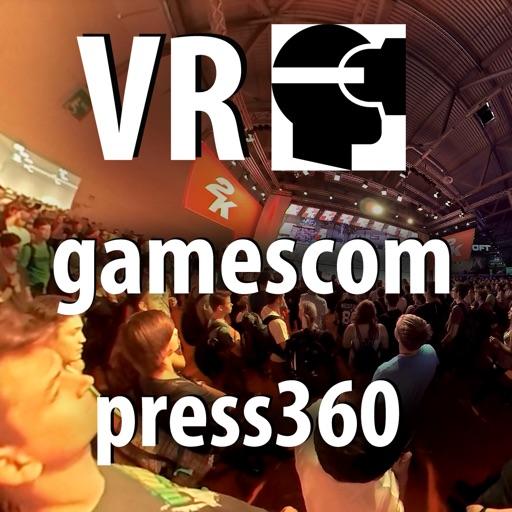 press360 VR trip at gamescom - Virtual Reality 360