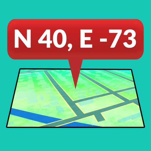 Travel Coordinates with Walk Cheat for Pokemon Go by