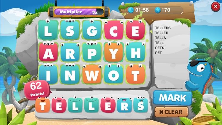 LiteracyPlanet Word Mania screenshot-3