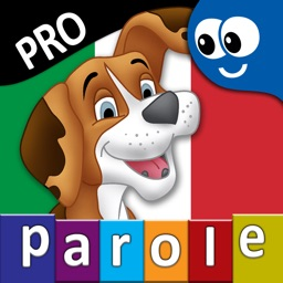 Italian First Words with Phonics Pro: Kids Deluxe-Spelling & Learning Game
