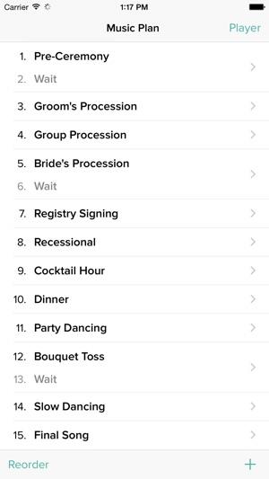 WeddingDJ on the App Store