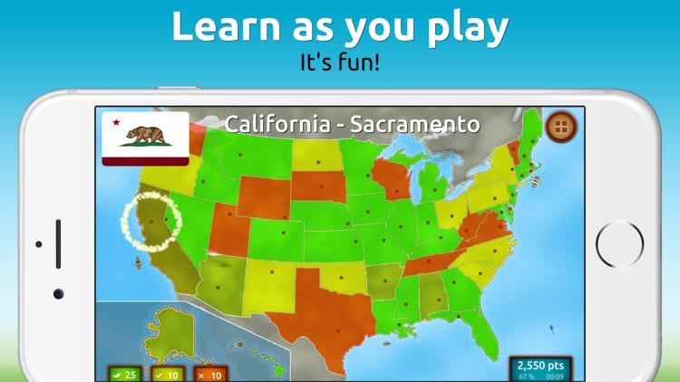 GeoExpert HD - USA Geography