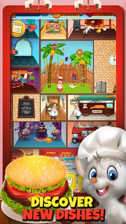 Restaurant Island: Manage your gourmet paradise!