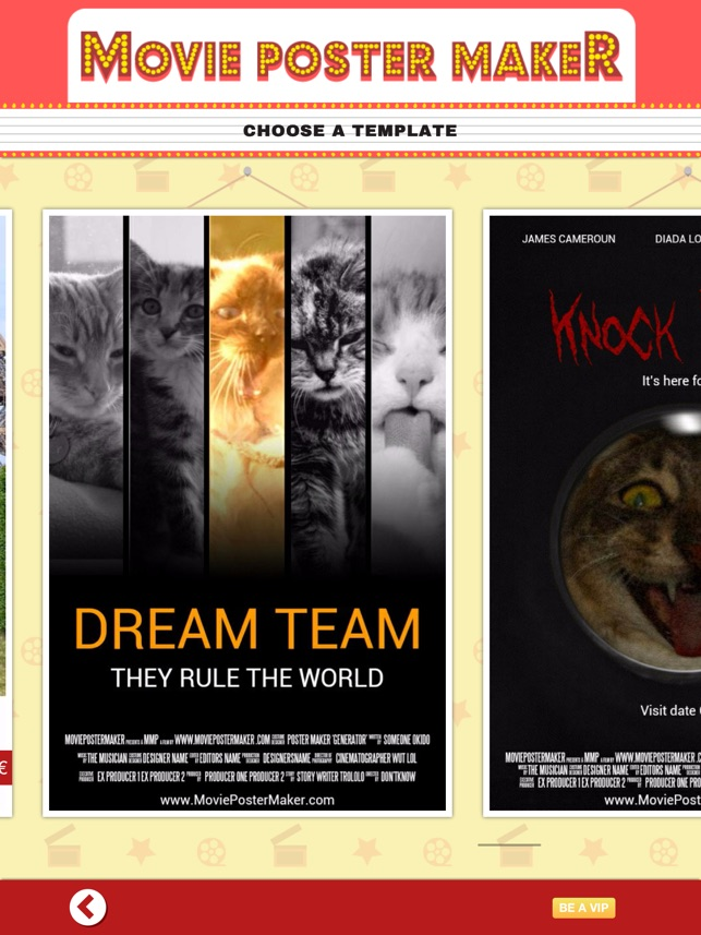 Movie Poster Maker - Make Fake Posters, Add Them to Billboard and ...