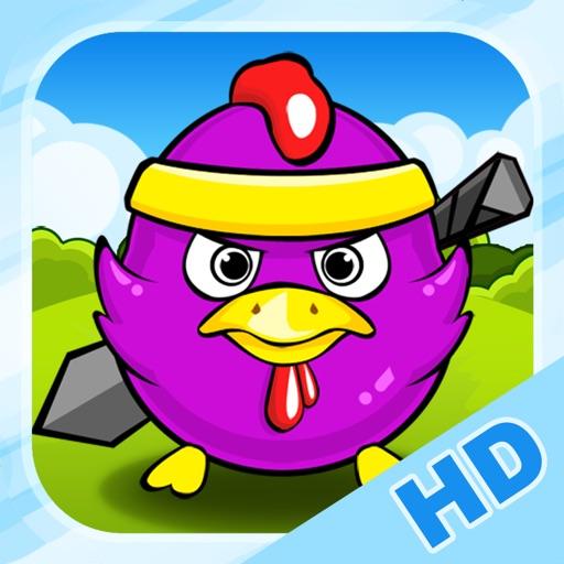 Ninja birds HD